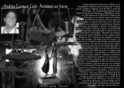 Benjamin Andres Gasman