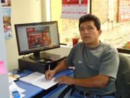 Abner Rodrigo  Caja Evangelista