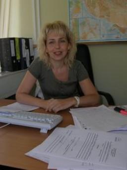 Ольга  Михайлина